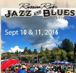 Russian River Jazz and Blues